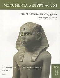 Faux et faussaires en art égyptien