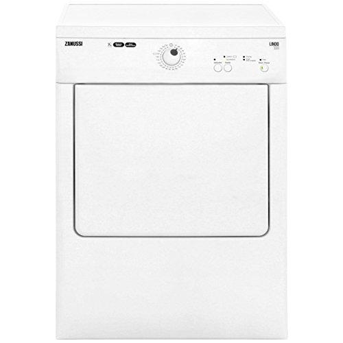 Zanussi ZTE7100PZ LINDO100 7kg Freestanding Vented Tumble Dryer - White