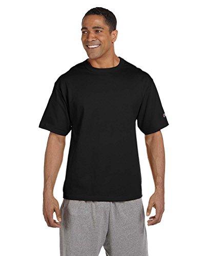 champion-herren-asymmetrisch-t-shirt-schwarz-schwarz-large