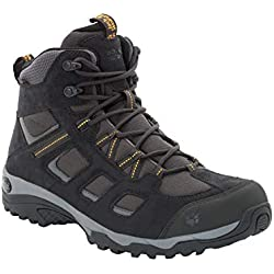 Jack Wolfskin Herren Vojo Hike 2 Texapore MID M Wasserdicht Trekking-& Wanderstiefel, Grau (Phantom 6350), 44 EU