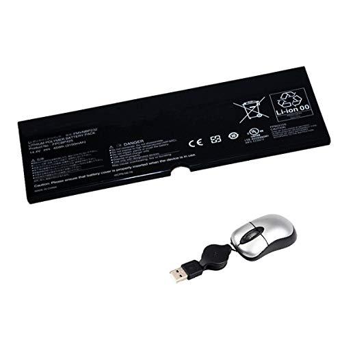 amsahr FPCBP425-05 Ersatz Batterie für FUJITSU Schwarz - Fujitsu-batterie-ersatz