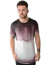 Religion MBSDF30043 Soft Drip Cordovan T-Shirt - Purple