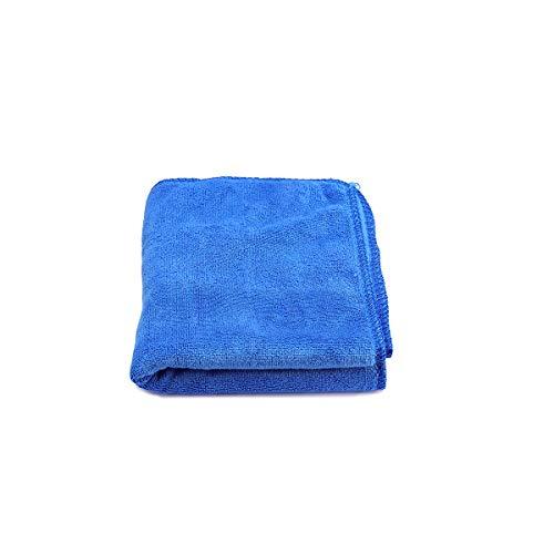 Viviance Mikrofaser-Reinigungstücher Keine Scratch Rag Auto Polieren Detaillierung Handtuch - Blau - Detaillierung Auto Innenraum