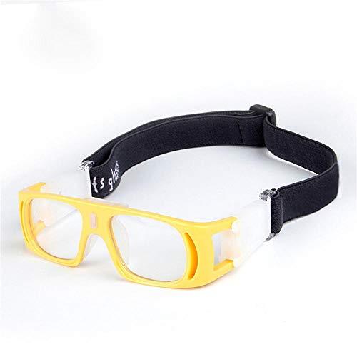 Uteruik Basketball Brille Schutzbrille - Sport Fußball Brillen Augenschutz für Kinder, Einheitsgrösse (Style - E)
