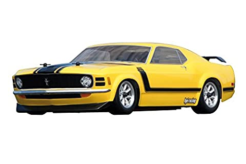HPI H17546 – Ford Mustang Boss 302 1970 CAR BODY 20,