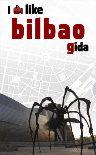 ILIKE BILBAO GIDA (Basque Edition)