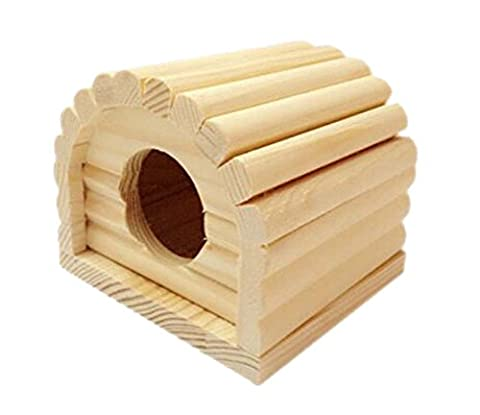 Hamster Russe - Petits animaux Hamster Accessoires maison en bois/chambre