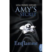 Entflammt: Amy's Secret (Das Geheimnis der Miss Bensen 2)
