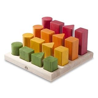 Andreu Toys Andreu toyswed-3121Wonderworld Natürliche Form Sequence Spielzeug