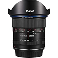 Venus Laowa 12mm f/2.8 Zero-D D-Dreamer Ultra-WideAngle Lens for Canon EOS EF 5d Schwarz
