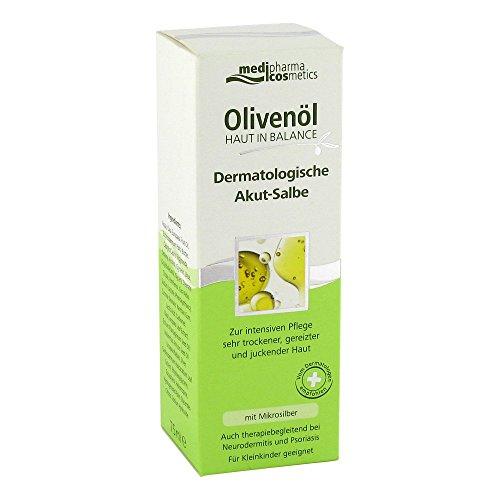 Haut In Balance Olivenöl Derm.akut Salbe 75 ml