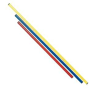 Baton de gymnastique en PVC 1.20 m