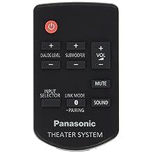 Original Panasonic N2QAYC000083 Remote Control