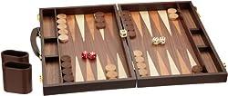 Philos 1109 - Backgammon Syros, medium, Koffer