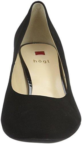 Högl 2- 18 5002, Escarpins femme Noir - Schwarz (0100)