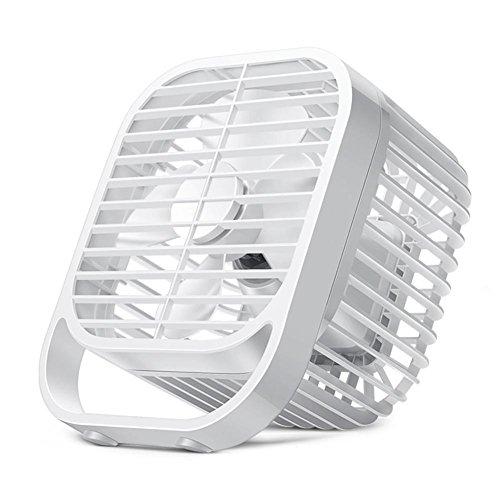 8 pulgadas Super Mute enfriamiento ventilador ventilador flexible ventilador USB mini ventilador...