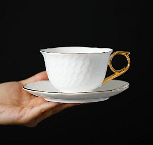 ajunr-british-bianco-porcellana-phnom-penh-elegante-tazza-da-caffe-piatto-elevate-di-acqua