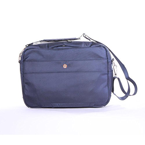 Pan Am Maschi Double Agent 100% Poliestere Borse Blu navy