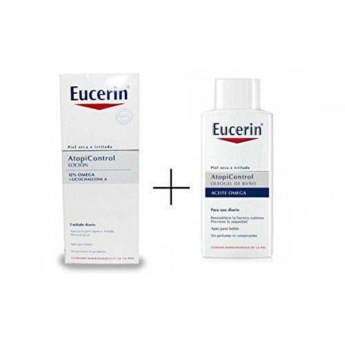 Eucerin AtopiControl Loción 400ml+ Oleogel 400ml