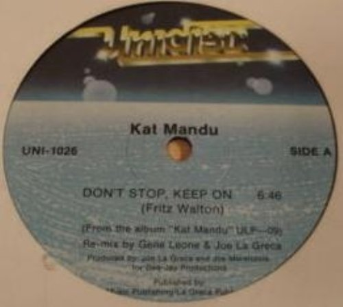 Don T Stop Keep on/Hot Wax/Nob