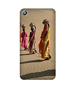 Indian Women Micromax Canvas Fire 4 A107 Case