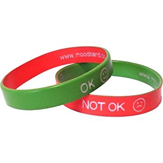 Child Mood Band (2 per purchase) (180mm)