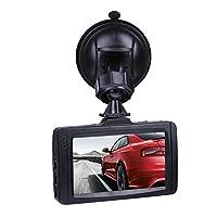 prettygood7 Car Dash Camera,Car DVR Video Dash Camera Night, Car Stereo In Dash Head Car DVD Player with Touch screen LCD Monitor 3.0