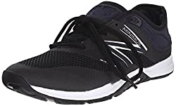 New Balance Women's 20v5 Minimus Training Shoe, Blackwhite, 7 Uk