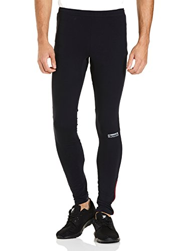 Bench Leggins Leggins mit reflektierendem Bench-Print Black Beauty M