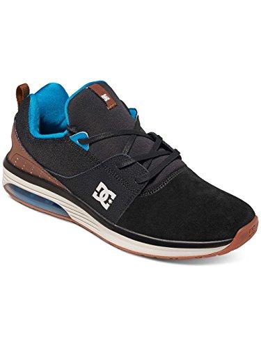DC Schuhe Heathrow IA Tom Pages Schwarz/Blau/Weiß Black/Blue/White