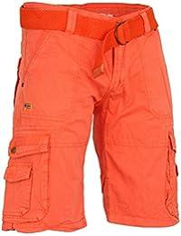 Geographical Norway bermuda shorts Parachute Men