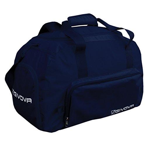 Givova abbigliamento sportivo borsa palestra blu