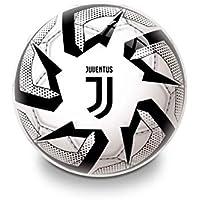 Mondo 02070 - Pallone da Calcio F.C Juventus per Unisex bambino, Bianco/Nero, Ø 230 mm