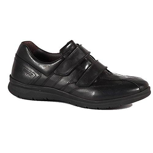 Sneaker Uomo Mousse Nera 6984 - Zen Air, 42