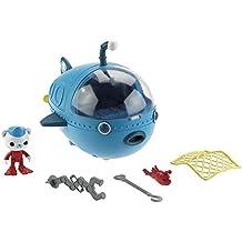Octonauts - Nave A Misión Submarina (Mattel T7014)