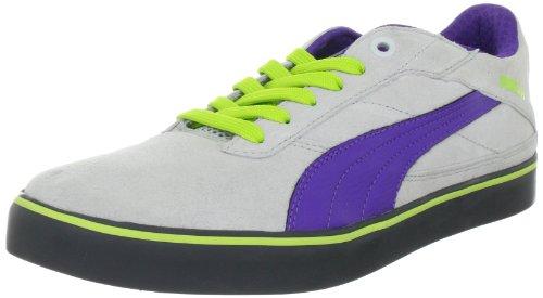 Puma Herren Maeko S City Sportive Sneakers, Grau (Gray Team Violet 05), 43 EU