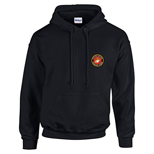 USMC United States Marine Corps US Army Mens Hoodie Unisex Hoody Unofficial