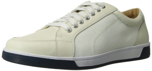Cole Haan Sport Sneaker Vartan White Canvas