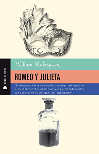 Romeo y Julieta (Buque de Letras) por William Shakespeare