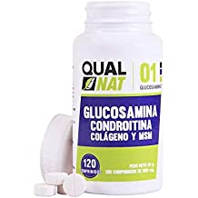 Glucosamina, condroitina y msm para las inflamaciones – Suplemento alimenticio para el dolor de las