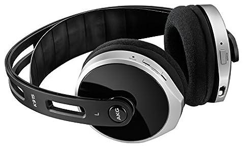 AKG K915 Casque Audio Stéréo Sans Fil Home Digital Rechargeable