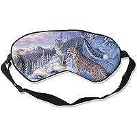 Amazing Leopards Lovers In Snow Landscape 99% Eyeshade Blinders Sleeping Eye Patch Eye Mask Blindfold For Travel... preisvergleich bei billige-tabletten.eu