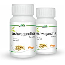 Jain Ashwagandha, 850 mg - 60 Tablets (Pack of 2)
