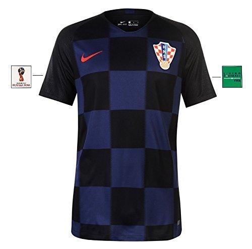 Kroatien Trikot Kinder WM 2018 Away (140)