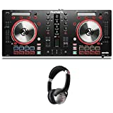 Numark Pro 3 (All-In-One) DJ Controller for Sera-to With Headphone