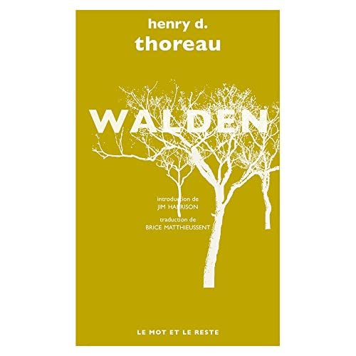 Walden (LITTERATURES)