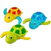 Arichtop De viento de hasta juguetes del bebé con los juguetes de la tortuga del estilo