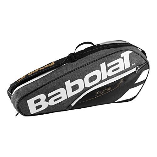 Babolat Racket Holder X 3 Pure Schlägertaschen, Grau, One size