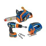 Smoby 360137Bob The Builder 3Ensemble d'outils