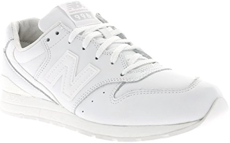 New Balance MRL996, EW white, 11,5  Zapatos de moda en línea Obtenga el mejor descuento de venta caliente-Descuento más grande